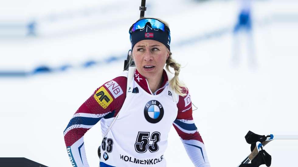 3fdf81f7 Tiril Eckhoff har forstått at hun må bli bedre til å prioritere for å unngå  å
