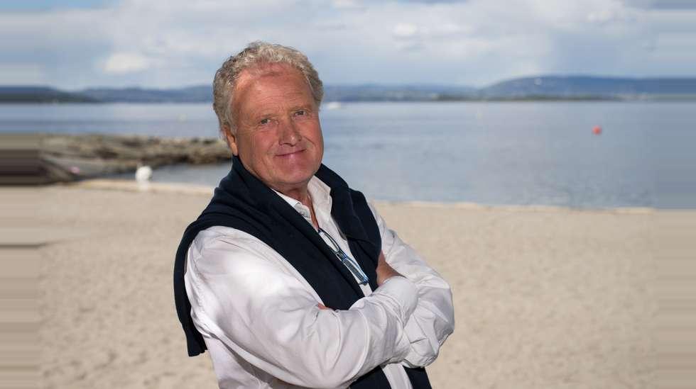 b2e6bcb1 Dan Børge Akerø: – At jeg er her fortsatt er livets Lotto-gevinst ...
