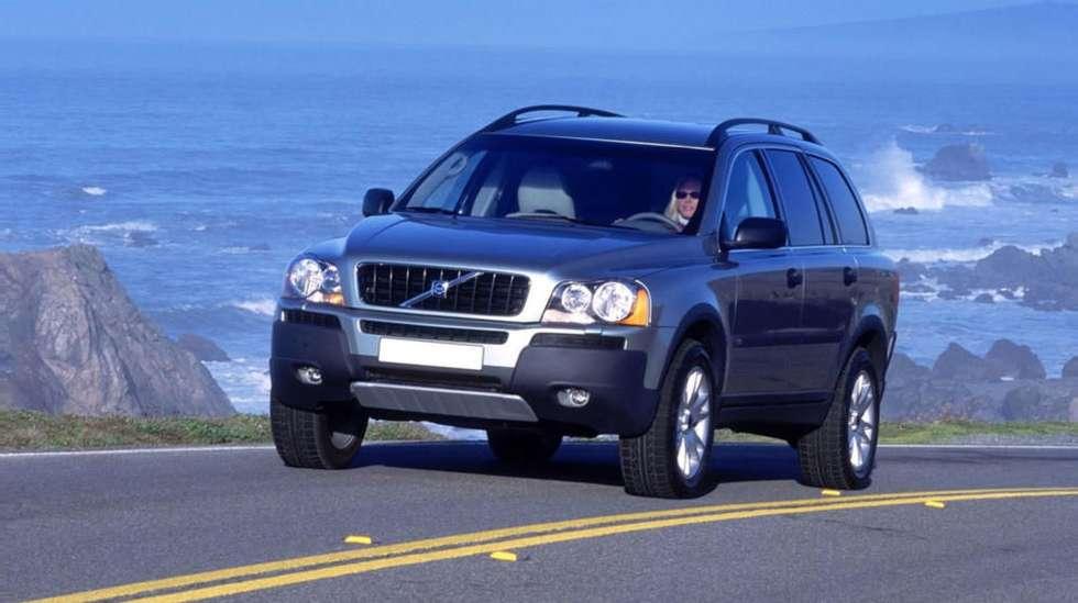 f0d57360 Timingen var perfekt og Volvo XC90 solgte svært bra til å være så dyr. Nå