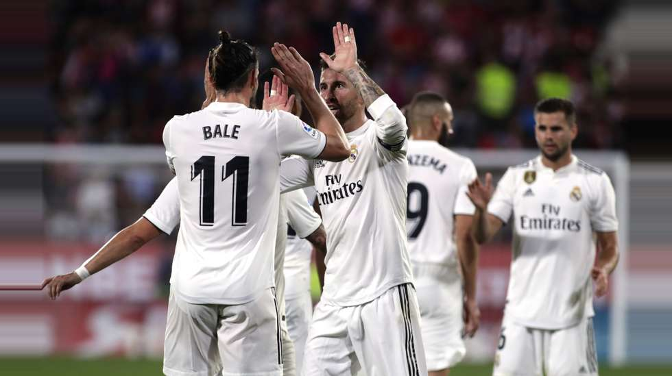 919efbd2 Real Madrid har så langt klart seg fint uten Cristiano Ronaldo. Søndag tok  de sin