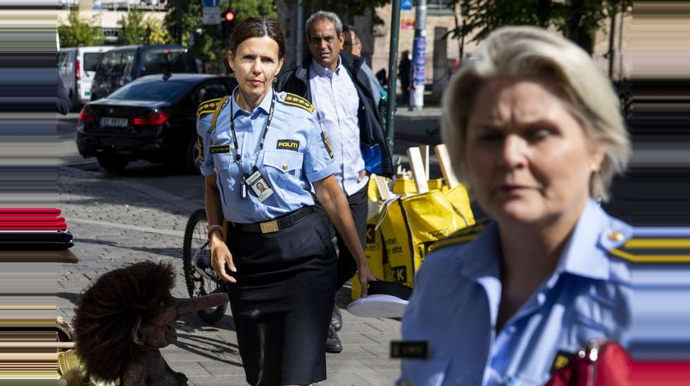 e0d7439c Påtaleleder Beate Brinch Sand i Oslo politidistrikt (t.v.) og Grete Lien  Metlid, leder