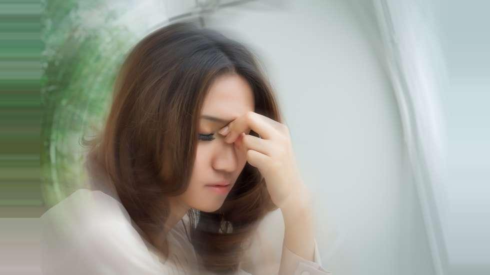 virus på balansenerven stress