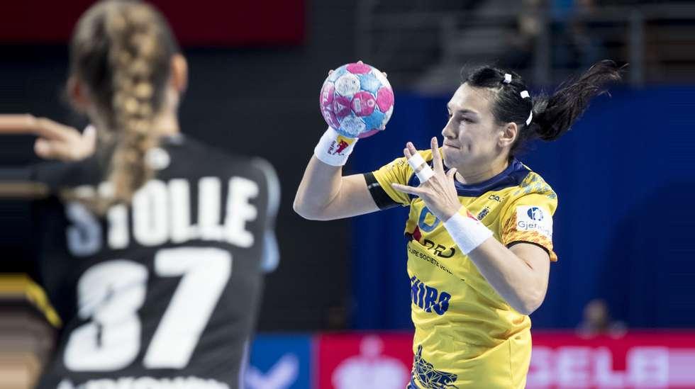 romania håndball