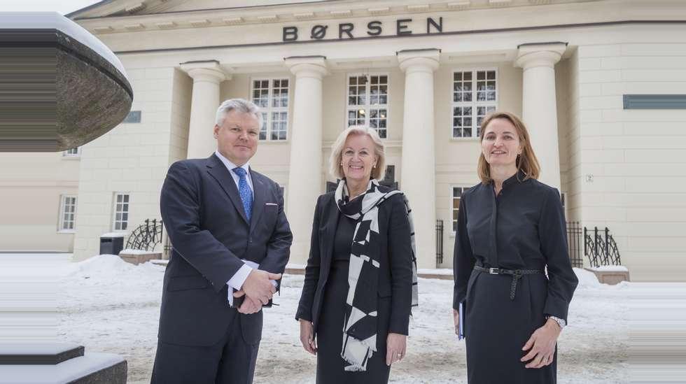 5728c136 Administrerende direktør for Nasdaq Nordics, Lauri Rosendahl, har lagt inn  et bud på Oslo