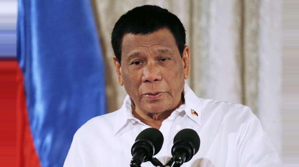 15eb0341 Duterte truer med kupp på Filippinene   ABC Nyheter
