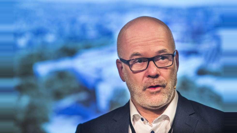 abbfe0fd Kringkastingssjef Thor Gjermund Eriksen lover at NRK også i framtiden skal  satse tungt på vintersport. – Vi setter oss ikke ned og furter over dette,  ...