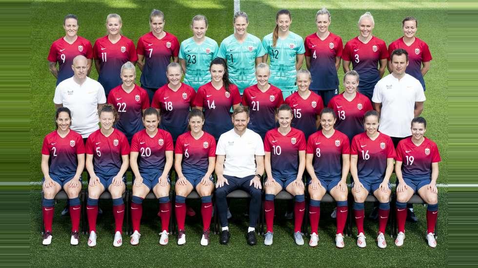 b22b70dc Dette er Norges tropp til fotball-VM kvinner i Frankrike, med Martin  Sjögrens omtale av hver spiller fra uttaket forrige måned: