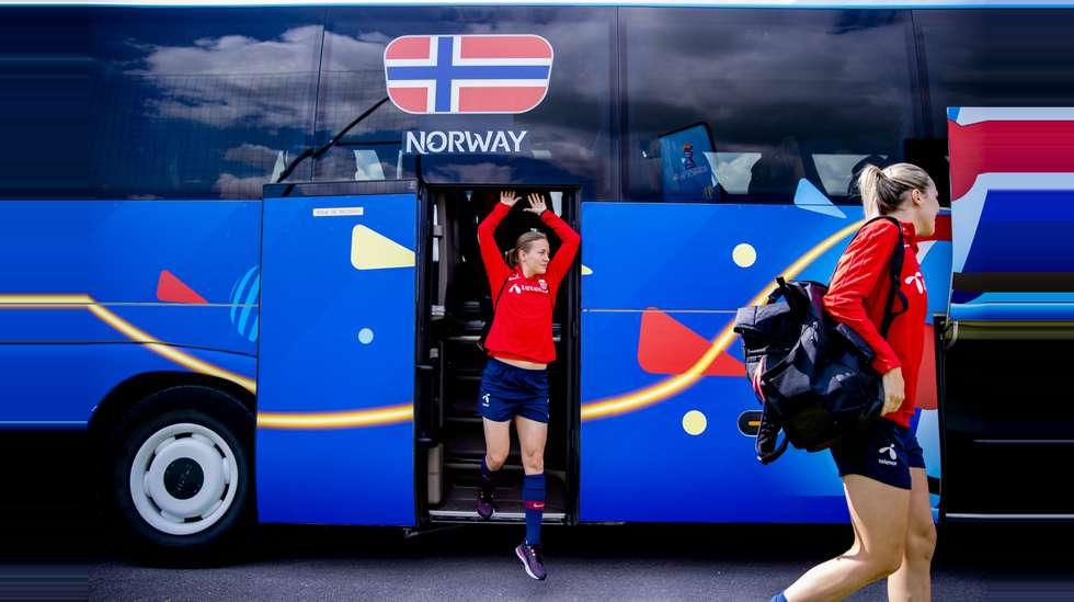b5b1b8c4 Kristine Minde har vært fast innslag for Norge i VM- og EM-sluttspillkamper  siden
