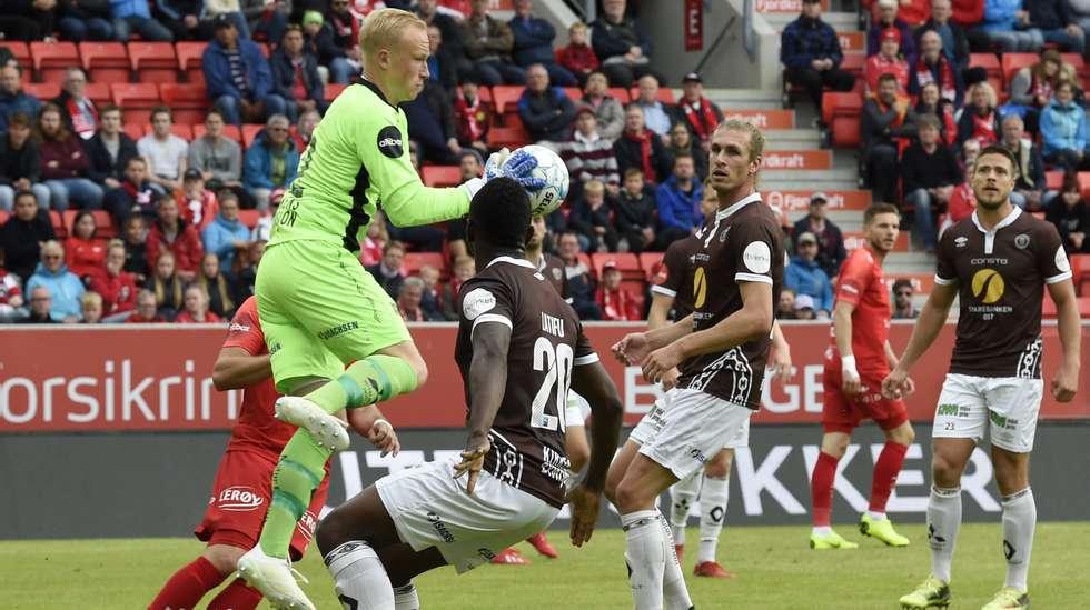 6a8ac0ea Fjerde strake uavgjorte mellom Ranheim og Mjøndalen i Trondheim. LES SAKEN  · Brann og Mjøndalen delte poengene