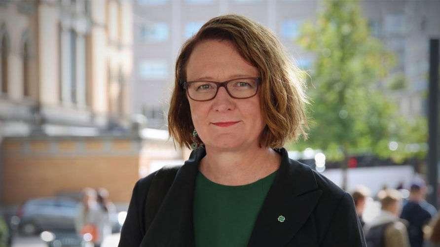 SP-TOPP I OSLO: Bjørg Sandkjær får ingen drahjelp fra Fagforbundet i Oslo idet Senterpartiet igjen ser ut til å kunne komme inn i Oslo bystyre.