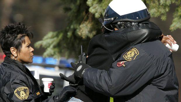 dating en kvinne politimann Gratis datingside BlackBerry
