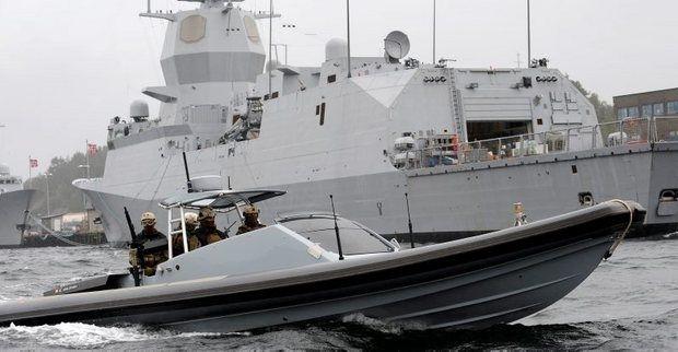 Norske Styrker Fanget Syv Pirater Abc Nyheter