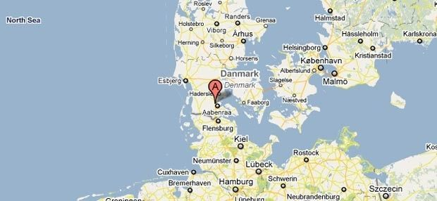 Nordmann Omkom I Dansk Trafikkulykke Abc Nyheter