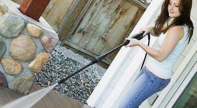 Slik vasker du terrassen | ABC Nyheter