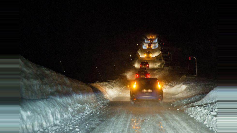 Ferdsel Over Hardangervidda Kan Stenges Pa Kort Varsel Abc Nyheter