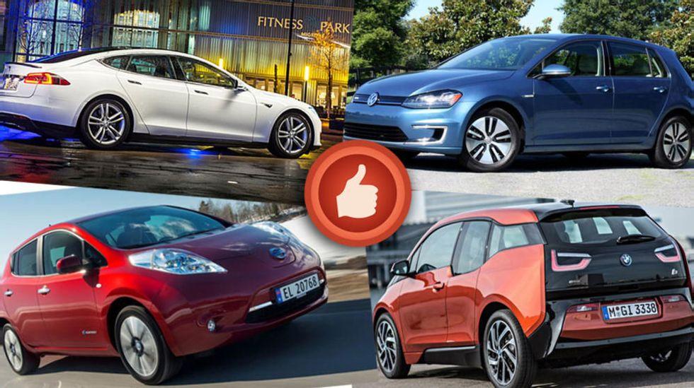 Disse eierne er mest fornøyd med elbilen sin | ABC Nyheter