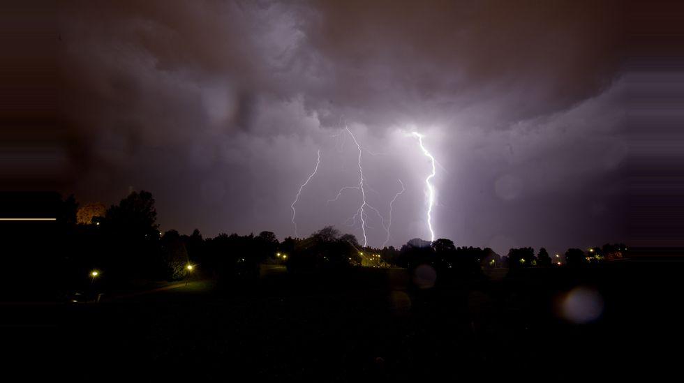 meteorologisk institutt lyn