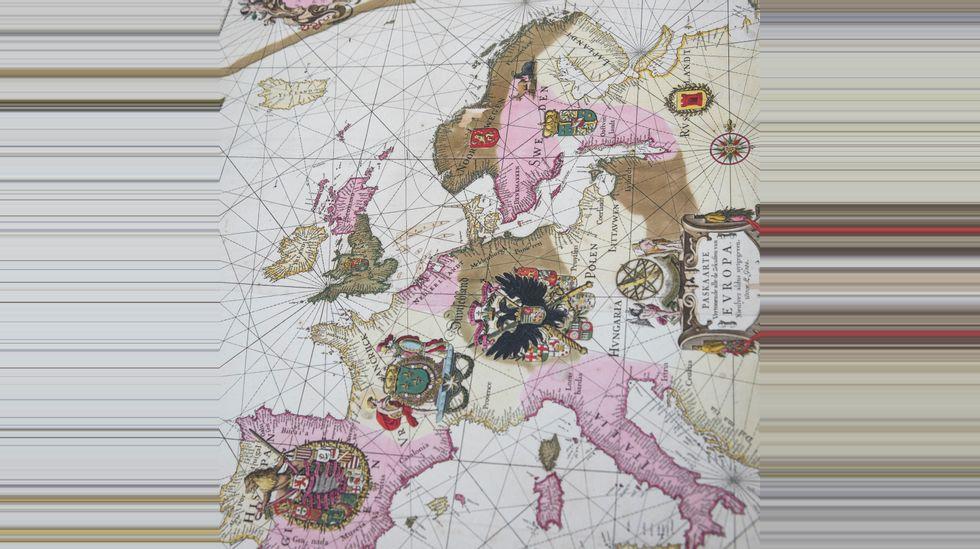 Kartskatt I Gave Til Nasjonalbiblioteket Abc Nyheter