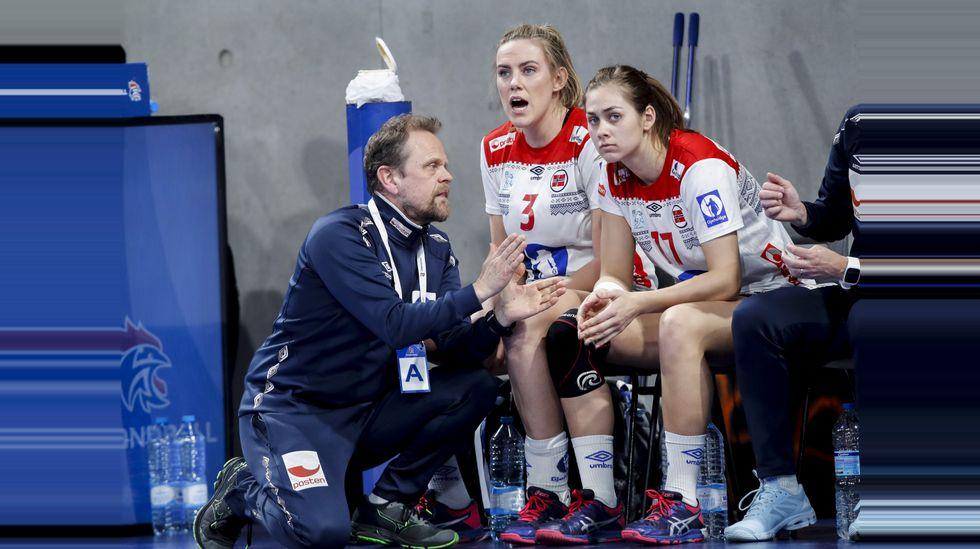 Overkommelig Trekning For Norge I Handball Vm Abc Nyheter