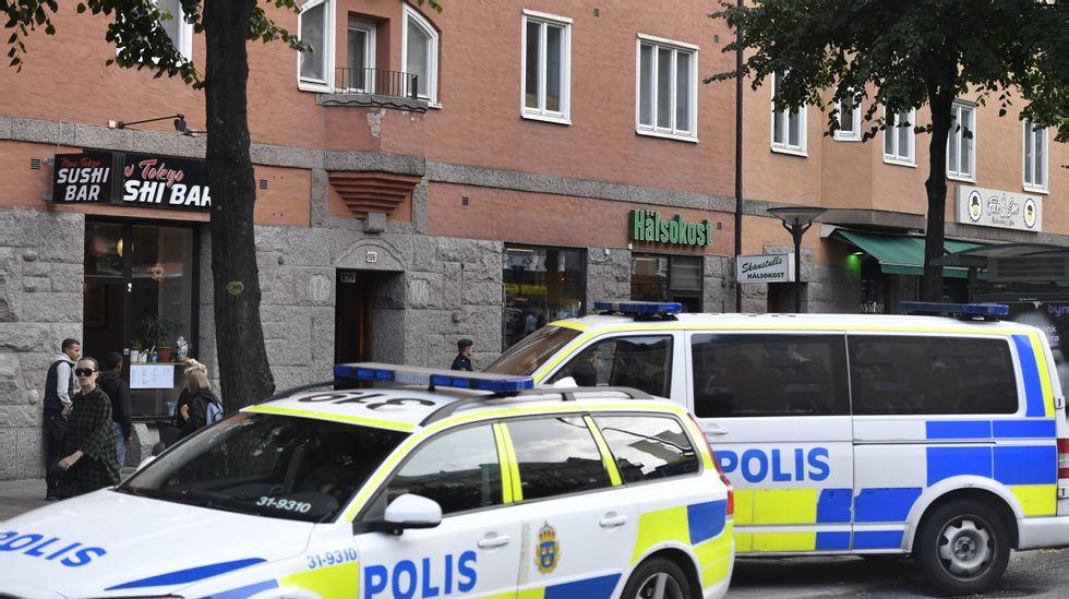 Aftonbladet: Dødt spedbarn funnet i veske