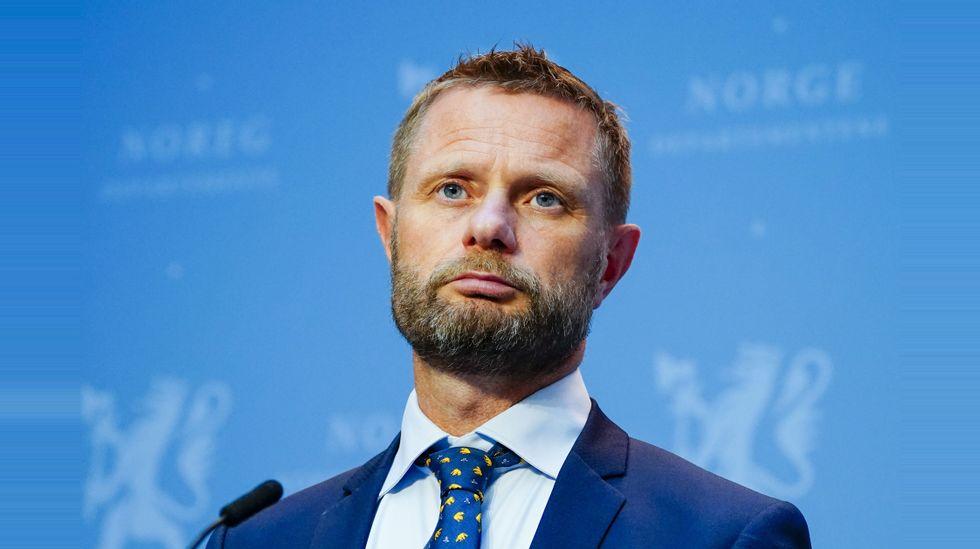 Bent Hoie Om Hjemmefester Ikke Gjor Det Abc Nyheter