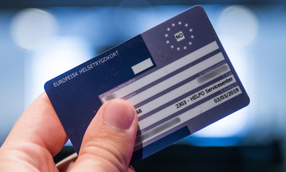 europeiske reiseforsikring vilkår