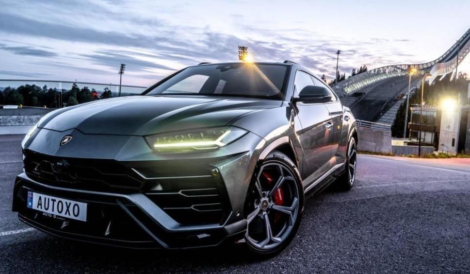 Lamborghini Urus: To nordmenn har allerede bestilt verdens
