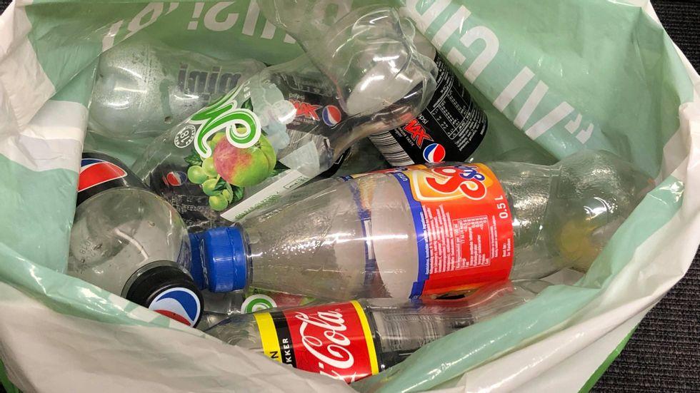 14 selskaper som bruker resirkulert plast for å bli flere