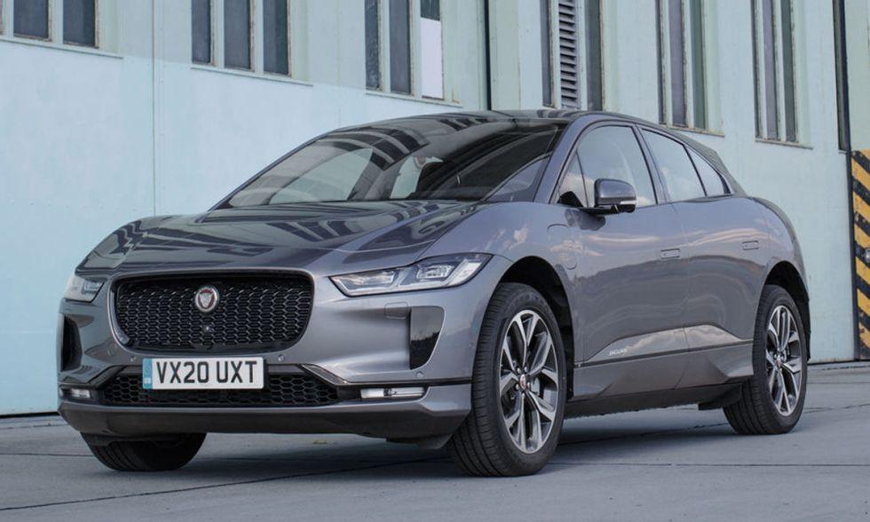 2021 Jaguar I Pace: Nå blir en stor Norges suksess ny