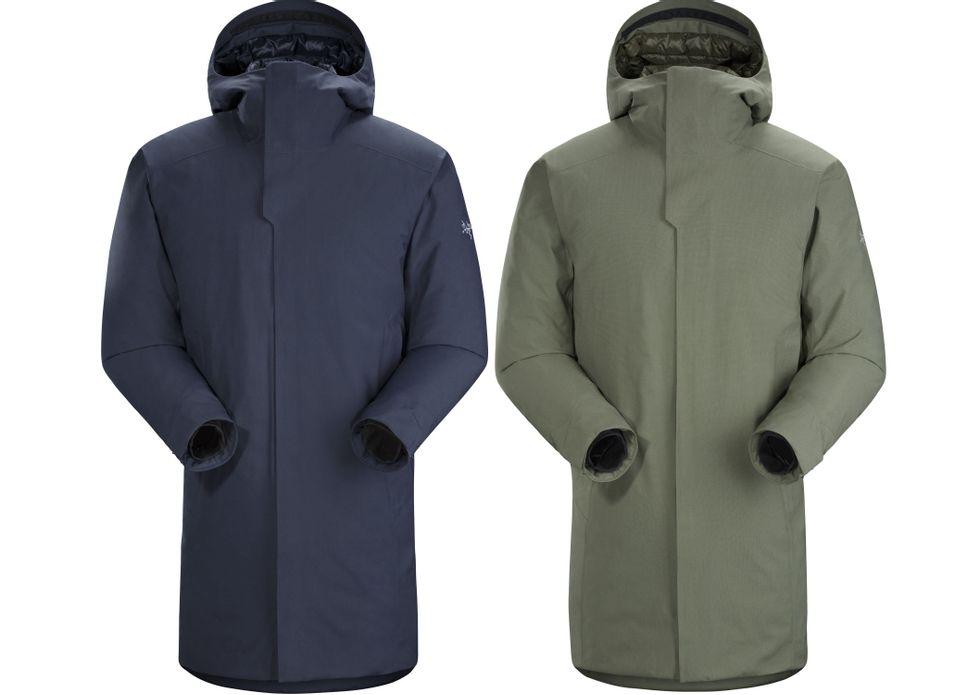 Vinterjakke dame 3 i 1 jakke ~Avtagbar indre jakke i