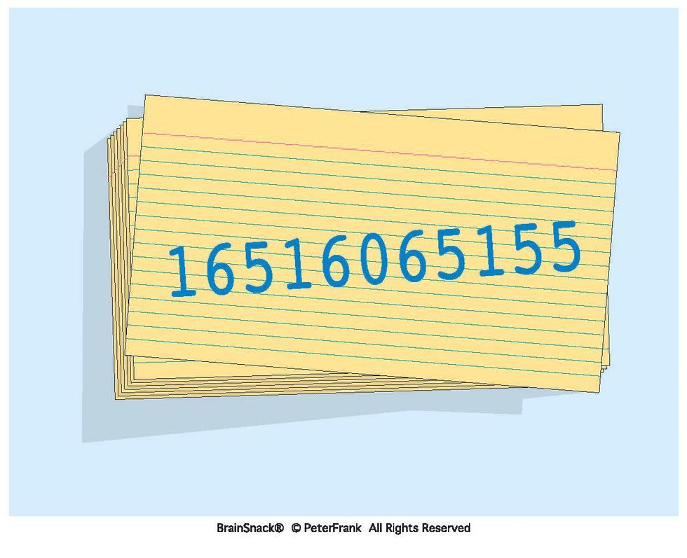 Er du god med tall og logikk?