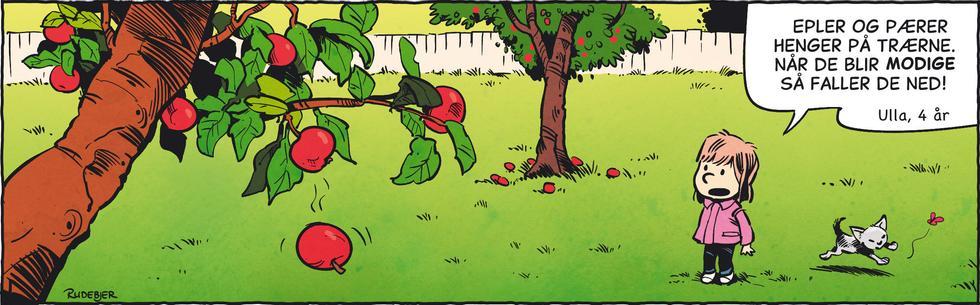 Barnas Planet – Modige epler