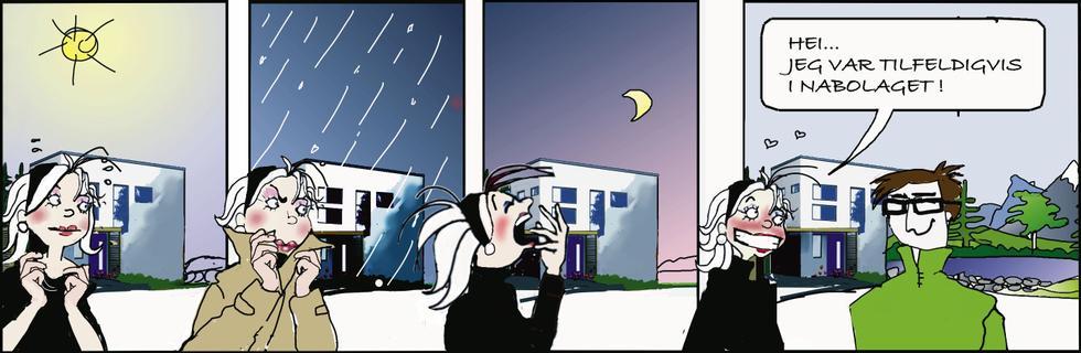 """Singelliv - """"Tilfeldigvis i nabolaget"""""""