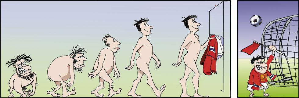 Singelliv - Mannens evolusjon