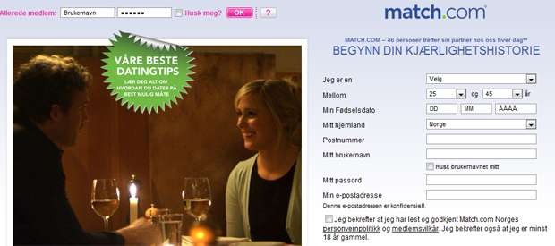 dating et år gave