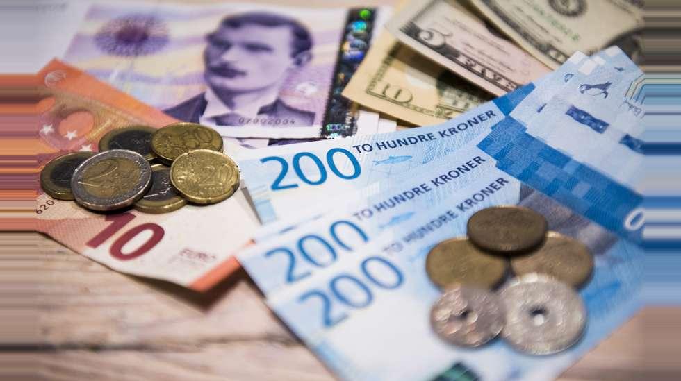 Euro I Kr