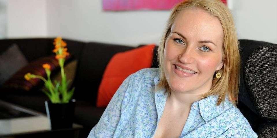 spurte stikking i underlivet ikke gravid