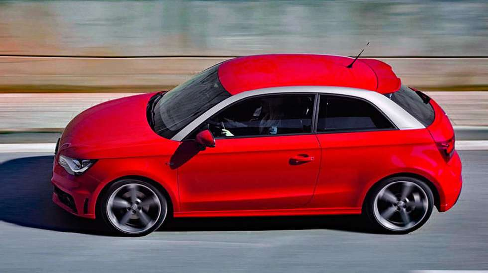 Audi A1: Så billig får du den lille snobbebilen nå | ABC Nyheter