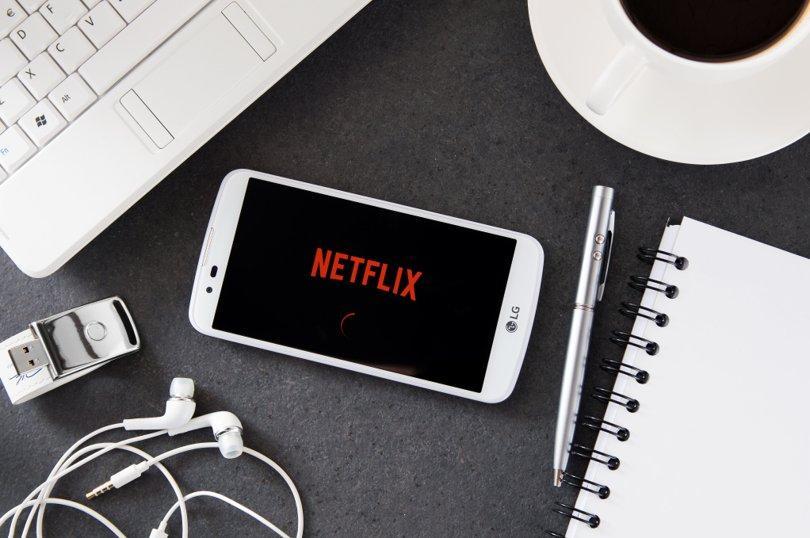 Netflix kategorier