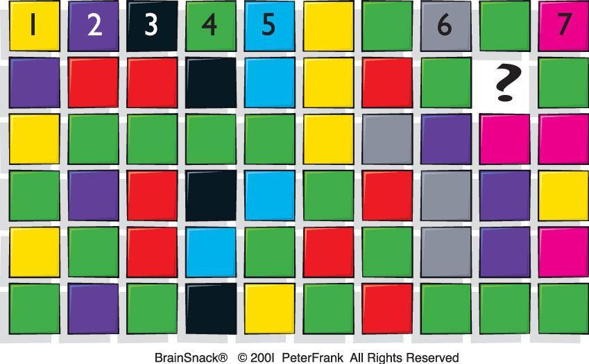 Hvilken farge må ruten ha?