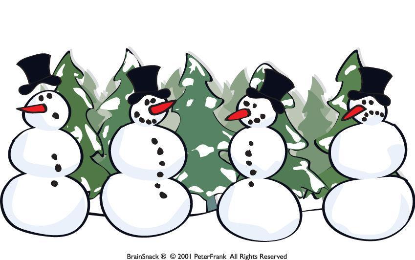 Klarer du denne snømann-nøtta?