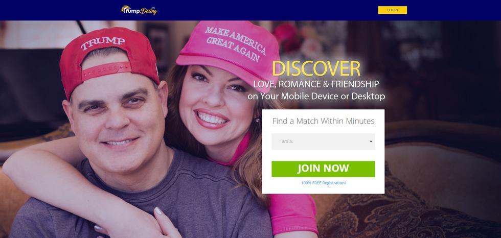 Siste datingside i Amerika
