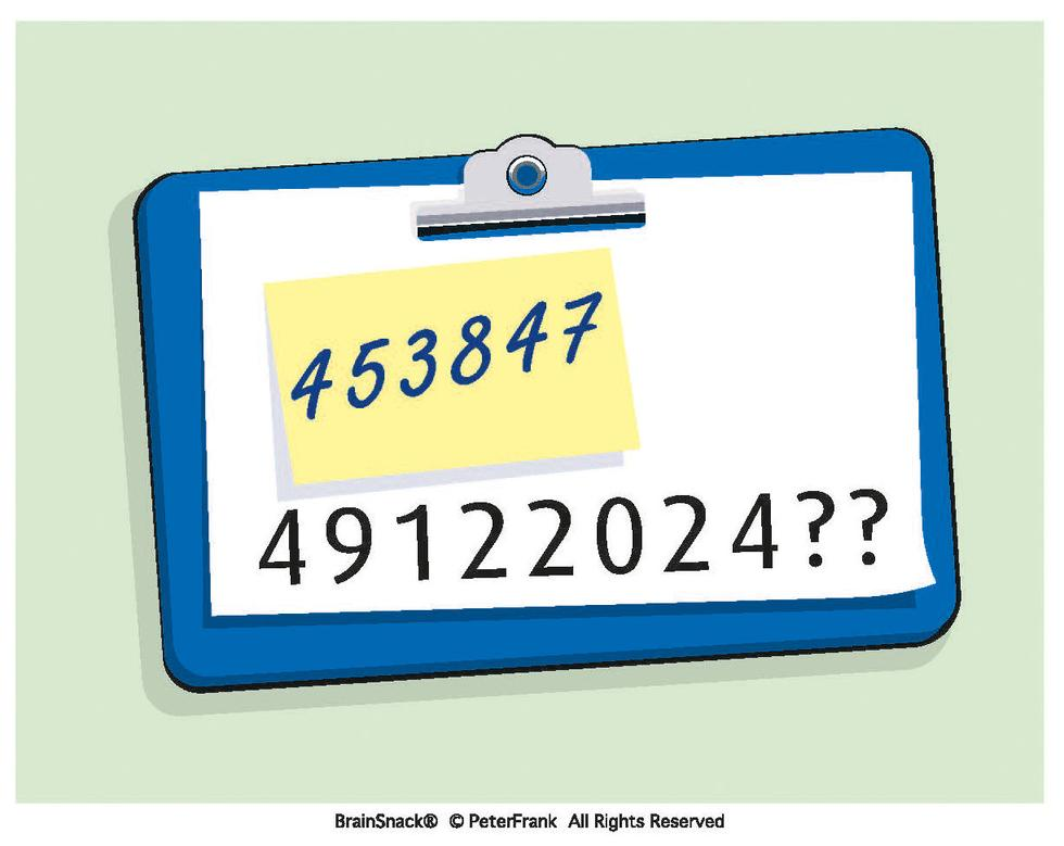 Hvilke tall skal erstatte spørsmålstegnene?