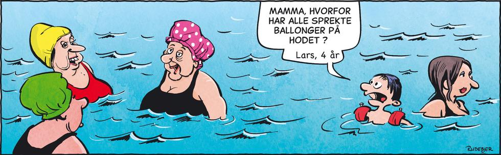 Barnas Planet - Ballong på hodet