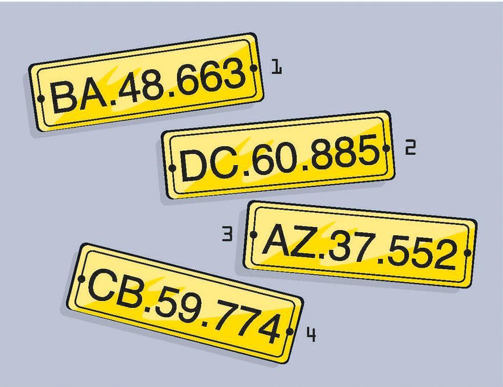 Hva er den logiske rekkefølgen?