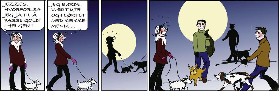 Singelliv - Et hundeliv