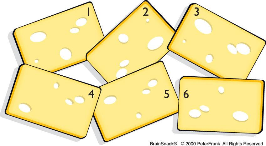 Hvilken osteskive er feil?