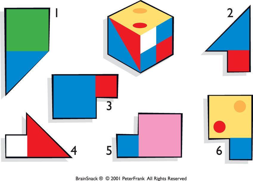 Ser du hvordan denne kuben lages?