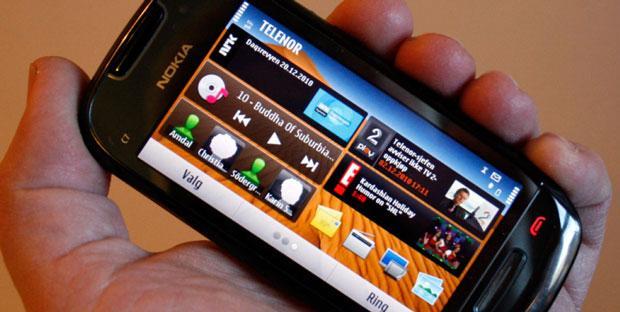 TEST: Nokia C7 | ABC Nyheter