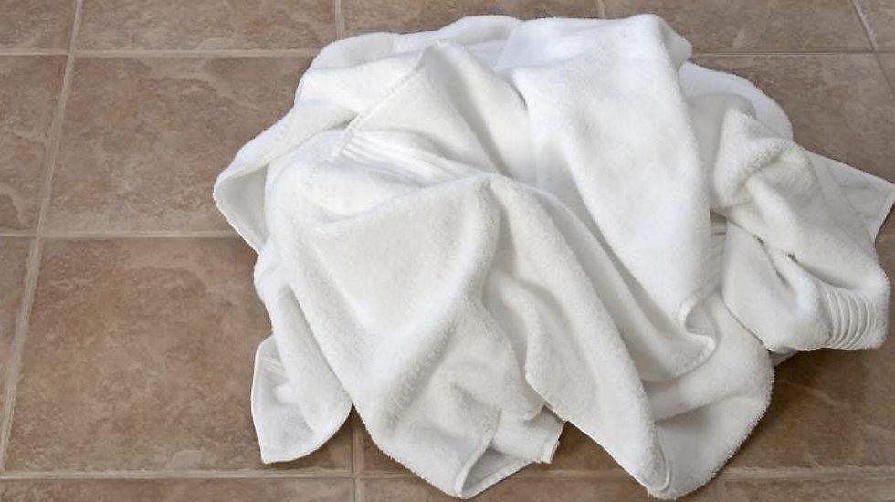Slik vasker du håndklærne dine | ABC Nyheter